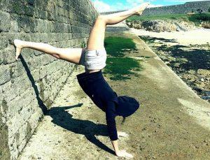 Yoga sportifs