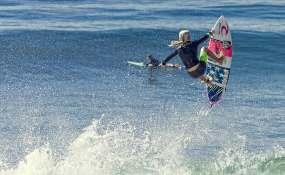 yoga et surf